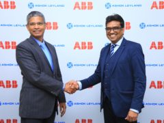 ABB, Ashok Leyland join hands to develop flash-charging bus