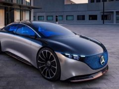Mercedes Benz plans electric car debut in India