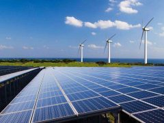 India added 1043 MW of wind and solar utility scale capacity in Jan-Mar
