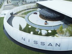 Nissan electricity