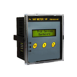 Analog/Digital VAF Meters